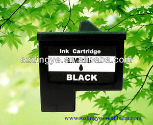 China manufacturer for lexmark 16 remanufactured ink cartridge