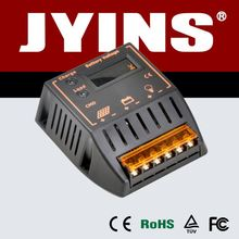 12V/24V 5A to 60A duo battery solar controller