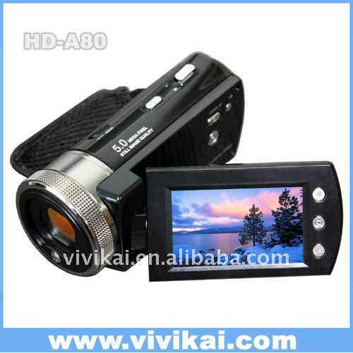 3.0 LCD HD digital camorder with HDMI interface