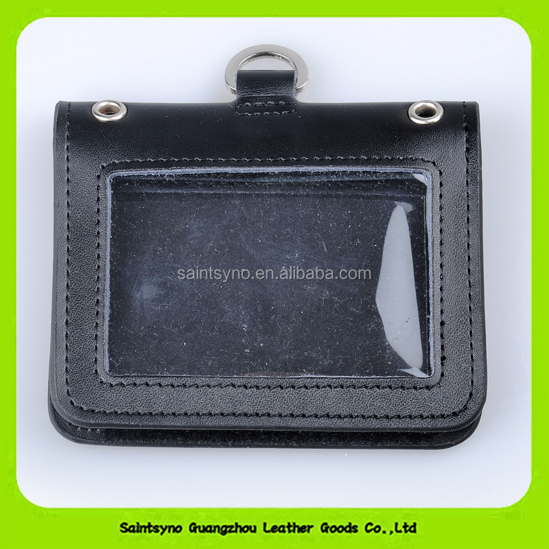 15732 CAAC License Leather Case ID card Holder Single Deck for Pilot Flight Crew Hostess Airlines Aviation Lover