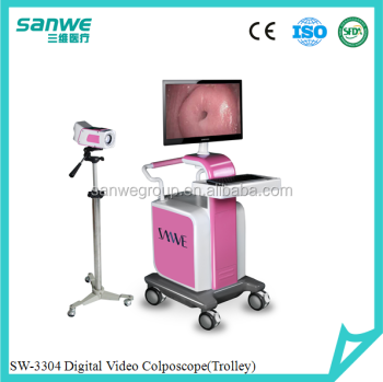Medical machine Colposcope manufacturer