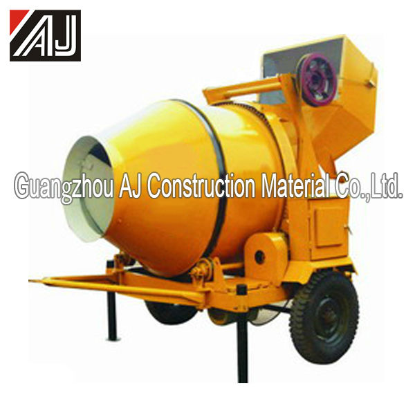 Best Selling!!! High Quality JZC350 Electric Motor Concrete Mixer With Hoist