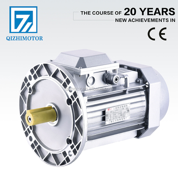 AC 380v flange mounted three phase square cage ABB Electric Motor