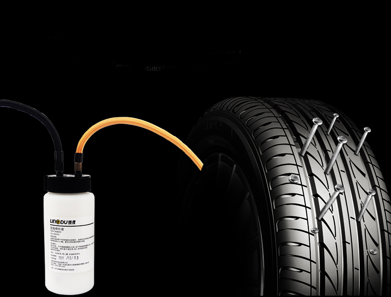 450 ml Anti Puncture Liquid Tyre Sealant with CE Approved
