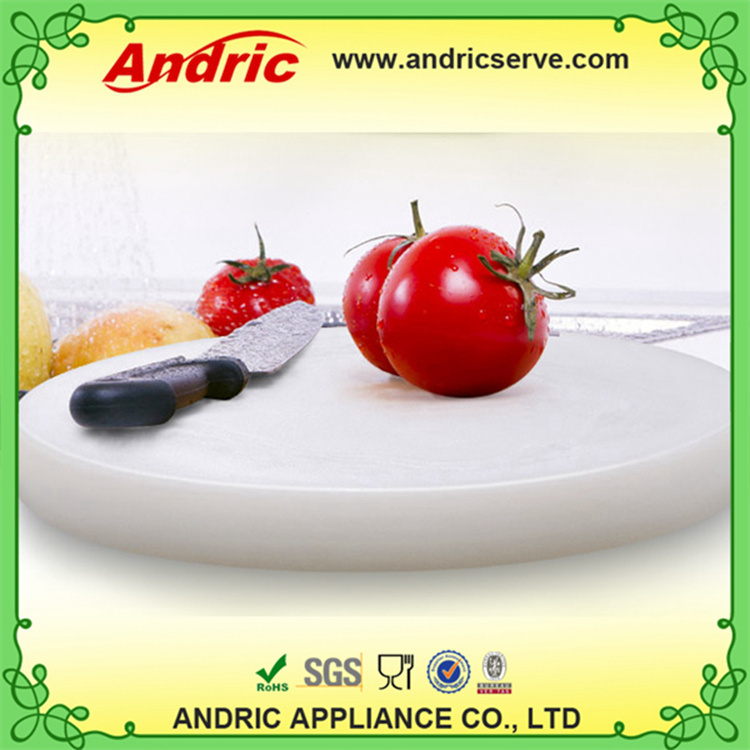 Multifunctional round 50cm index chopping board wiht hig quality