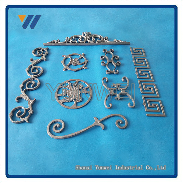 OEM China High Quality Iron Grill Design For Balcony