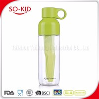 Best Quality Factory Supply Plastic Water Bottle Tea Bottle With Strainer