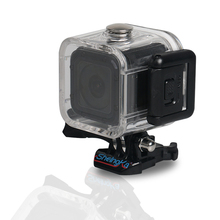 SheIngKa GoPros 4 Session Action Camera Accesory Waterproof Housing Shell