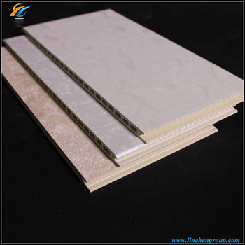 integrated interior bathroom pvc wall panel