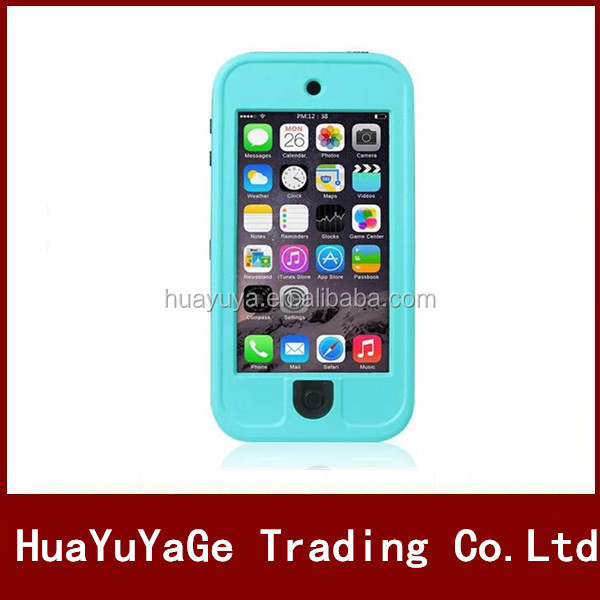 Redpepper Heavy Duty Waterproof Shockproof kickstand phone cases cover for Apple ipod Touch 5