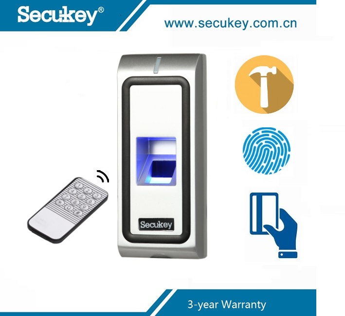Secukey F2 Stay Safe Biometric Security Access Control Solutions