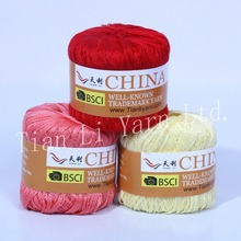 High Quality Hand Kintted Lace Yarn By Chinese Manufacture TL-28