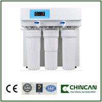 Basic series Lab Reverse Osmosis Deionized Water Purification System for General RO DI Water