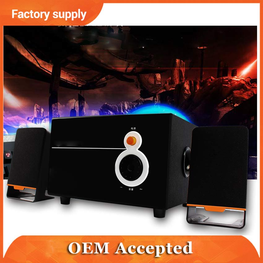 home surround sound multimedia wireless microphone speaker system
