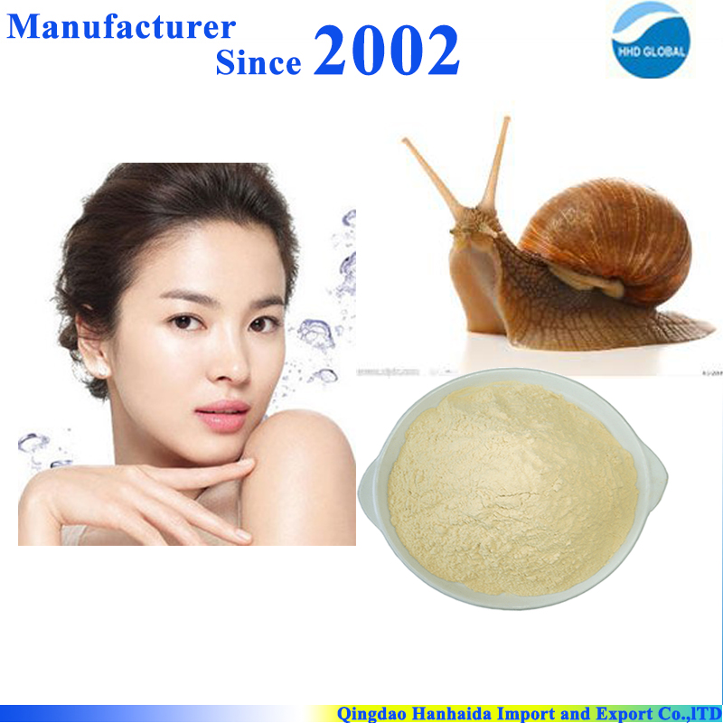 Hot sale natural pure snail extract powder for skin care