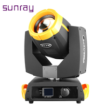 China Professional Stage 16 Channel Dmx512 Control Spot 230W 7R 200W Sharpy 5R Beam Moving Head Light