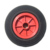 "8""*2"" solid rubber wheel"