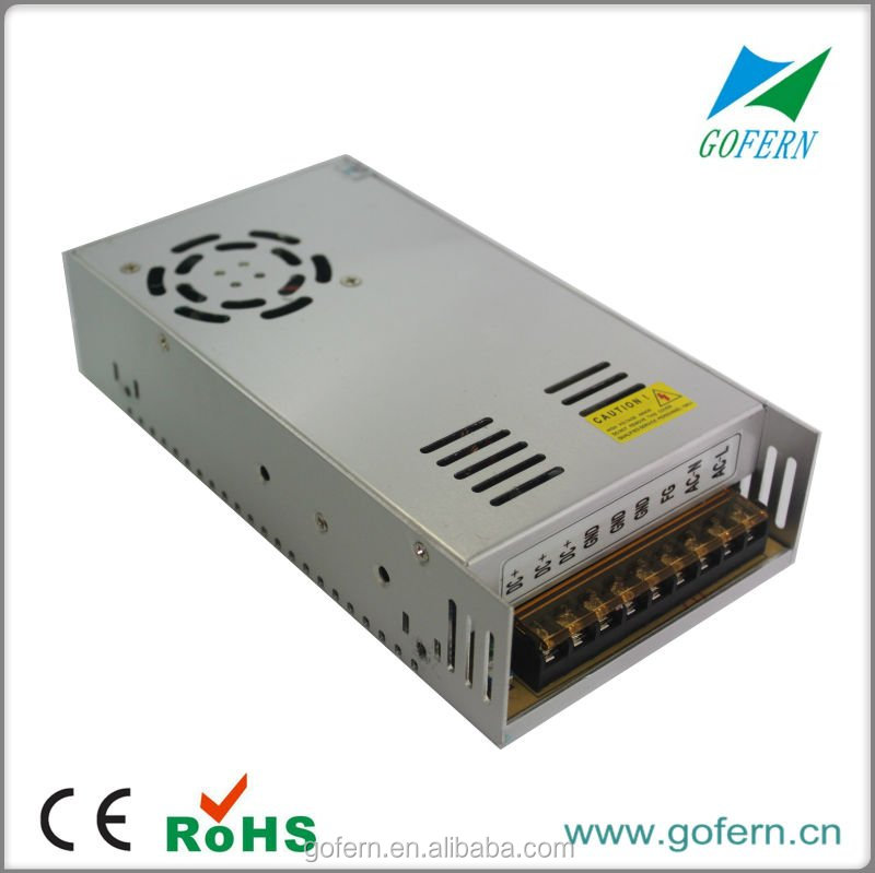 AC power to DC power 12V 33A led Switching power supply smps 400W