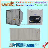 Dimensions 10' 20 ft 40 feet reefer container for sale
