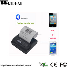 Monochrome Receipt Printer Desktop Direct Thermal Label Printer free shipping DHL EMS Fedex