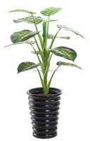 70CM height home deco evergreen artificial plants and leaf