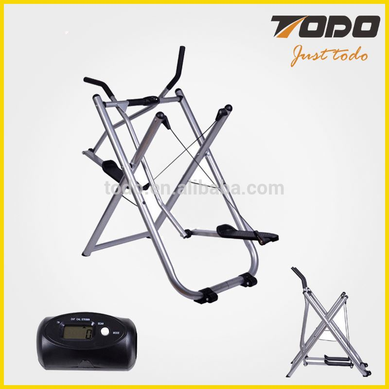 Manual or automatic lose weight fit running cheap air walker exercise machine