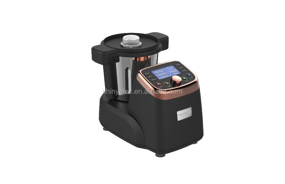 1500W new dedesign thermo robot cooking machine , popular thermo cooker