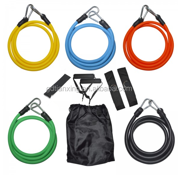 Realistic Colorful Custom Physical Fitness Mini Elastic Resistance Loop Band