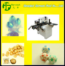 Chocolate single twist packing machine