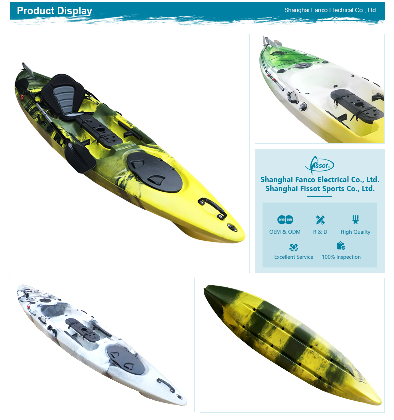 CE Rohs standard polyethylene boat for sale, small fishing boat, plastic rowing boat