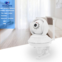 2016 newest powered wireless wifi ip camera Support multiple platforms, terminals, networks