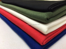 Flame retardant knitting fabric made of Nomex IIIA