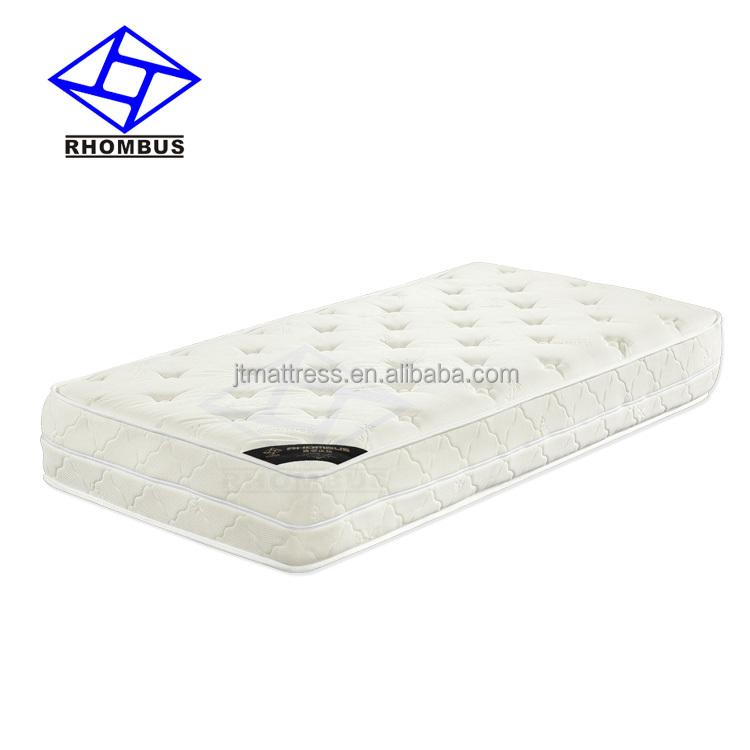 Crib Waterproof Visco 50 Density Foam Spring Craft Hybrid Mattress online A23 - Jozy Mattress | Jozy.net