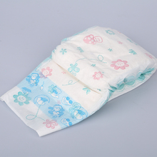 Hot Sale Japan SAP AND USA pulp Absorption factory in quanzhou baby diapers
