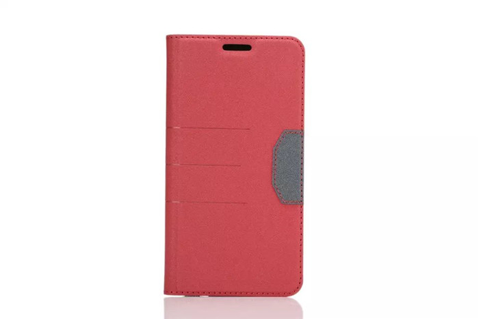 High quality Silk Pattern leather magnetic adsorption flip case for samsung galaxy Note 5