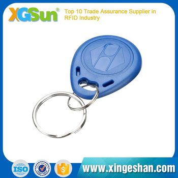 Hot-Sale Promotional Print Access Rfid Keyfob Card Waterproof