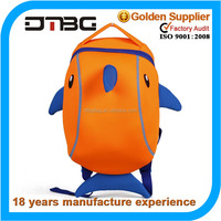 Colorful cute kids animal backpack