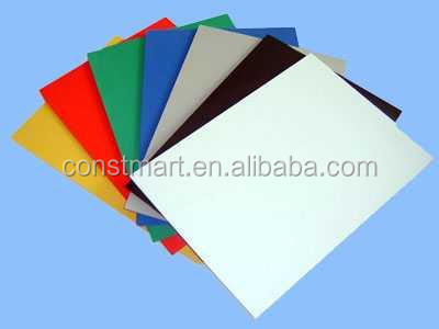 very durable modeling goods insulated pvc foamed exterior wall panel