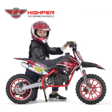 49cc Super Mini Moto Cross Mini Enfants Dirt Bike DB709 (Un)