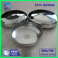 Top Quality Stainless Steel Cap