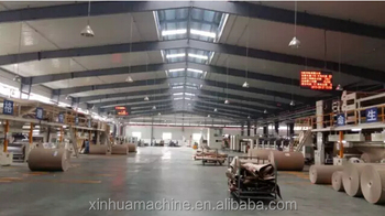 Corrugated Carton production line