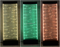 new style decorative floor standing decoration led light bar