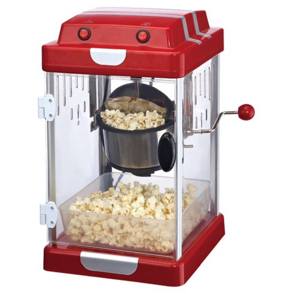 Economical and practical commercial oil Popcorn maker with kettle
