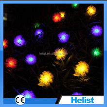 Outdoor Solar Powered Led String Lights