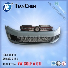 BODY KIT for GOLF 6 GTI / FRONT BUMPER FOR GOLF GTI COMPLETE SET 5K0 807 217 L - 5K0807217L - 5K0807217