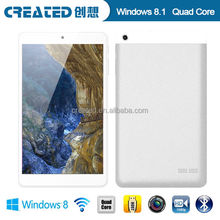 Wifi network HDMI output 8 inch cheap windows 8.1 os tablet pc