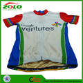 OEM Custom China Best Quality Sublimation Printing Cycling Jersey No Minimum
