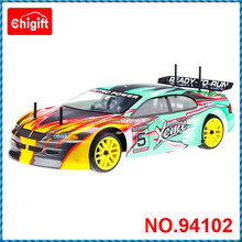 1/10th Scale Nitro On Road Touring Car-Two Speed 94102 rc car