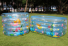 2015 most popular Inflatable pvc Pool for kids swimming and play