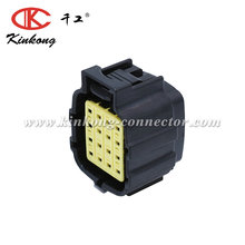 kinkong 16 PIN female connector Tyco/Amp electrical waterproof auto connector 368047-1